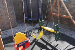Houpačky pro děti